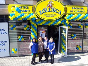 Ne-am deschis un noul magazin ZOLUȘCA în or. Ialoveni!