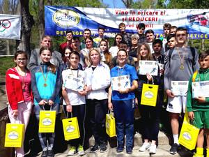 ZOLUȘCA стала спонсором спортивного забега школьников памяти Иона и Дойны Алдя-Теодорович