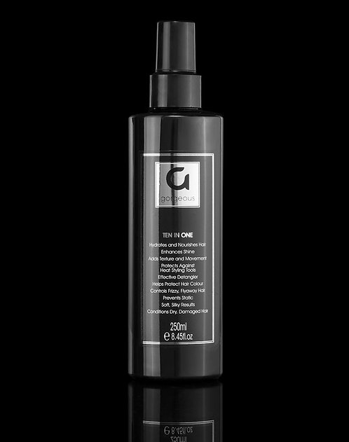 Ten in One Style & Enhance Spray | Gorgeous London