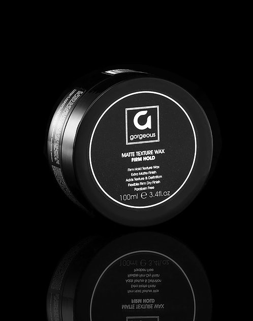 Matte Texture Wax Firm Hold | Gorgeous London