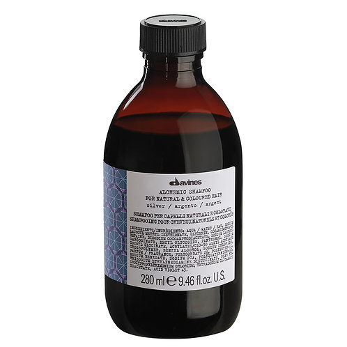 Alchemic Silver Shampoo 280ml   Davines