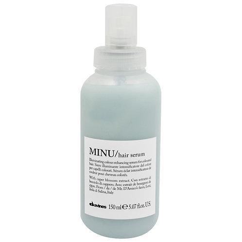 Minu Colour Hair Serum 150ml | Davines