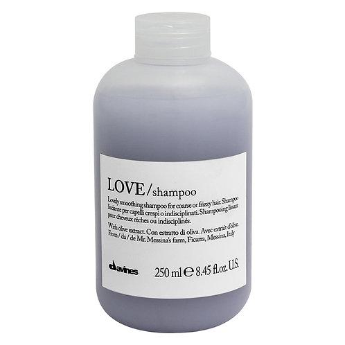 Love Smoothing Shampoo 250ml | Davines