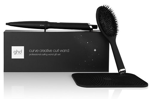 ghd Curve Creative Curl Wand Gift Set (Worth Over £150)