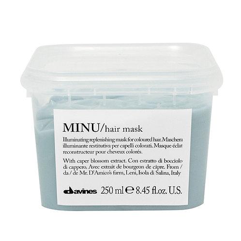 Minu Colour Hair Mask 250ml | Davines