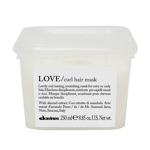 Love Curl Enhancing Hair Mask 250ml | Davines