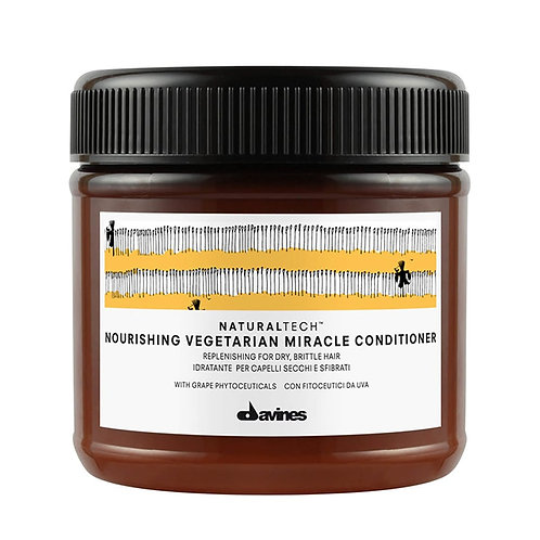Nourishing Naturaltech Miracle Conditioner 250ml | Davines