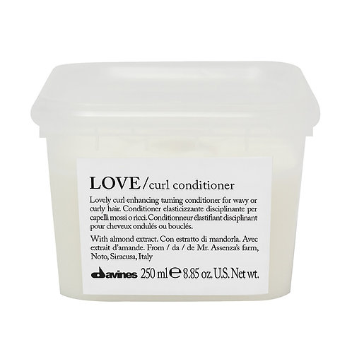 Love Curl Enhancing Conditioner 250ml | Davines