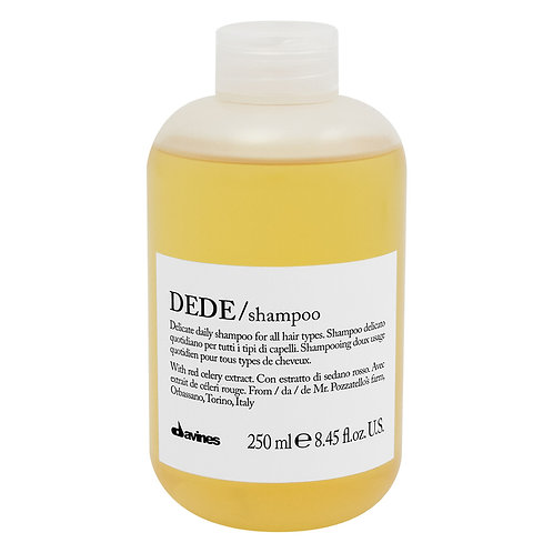 DeDe Delicate Shampoo 250ml | Davines