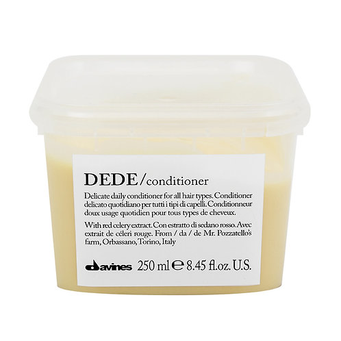 DeDe Delicate Conditioner 250ml   Davines