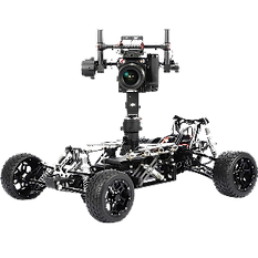 Aerial Imagery Works RC Camera Car