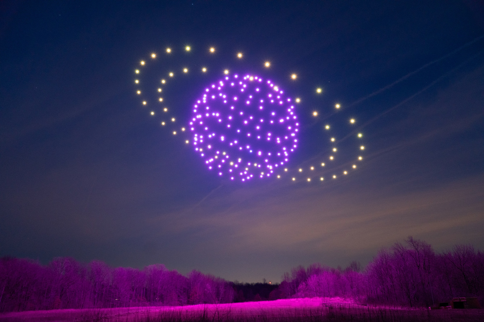 Fullscreen Page | Firefly Drone Shows | Drone Light Shows