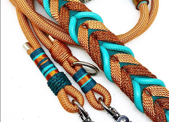 Copper Twisted SET