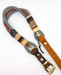 tripple rope collar: