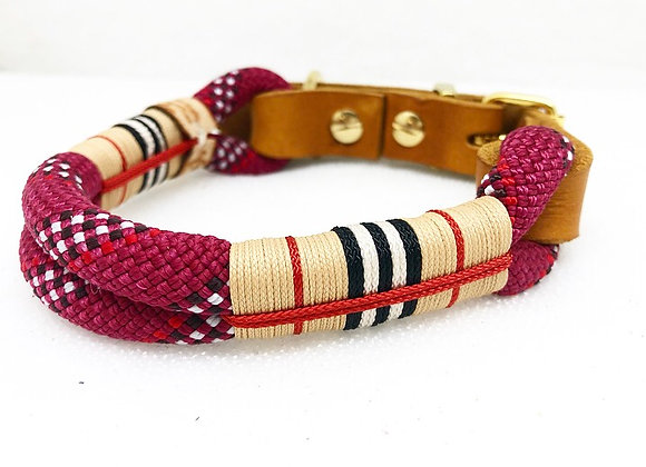 Classic Pawberry Halsband