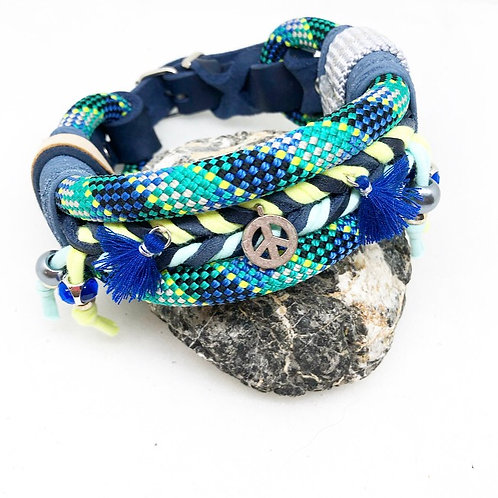 Mint/Blue Wild 37-43cm