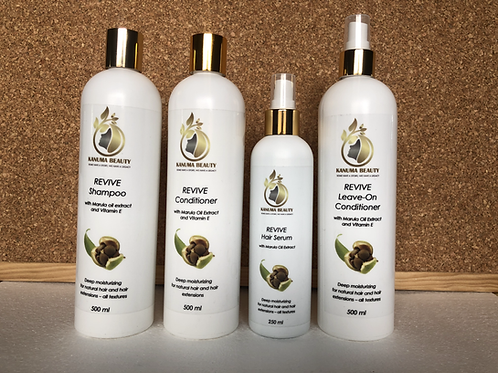 REVIVE Hair Care Bundle
