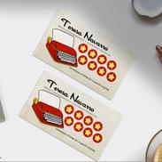 Writer Business Cards - Teresa