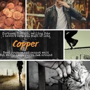 Copper Mood Board