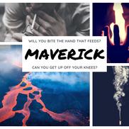 Maverick Mood Board