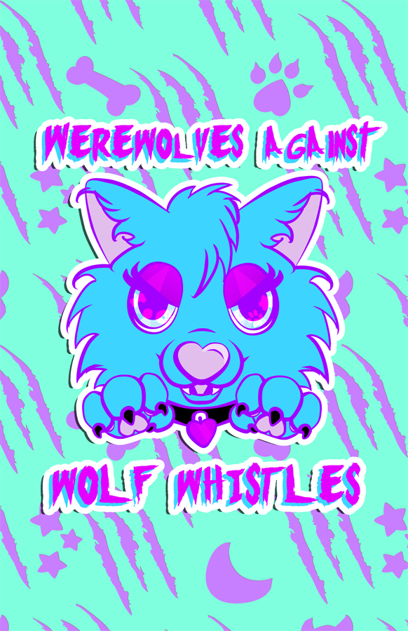 Werewolves Against Wolf Whistles