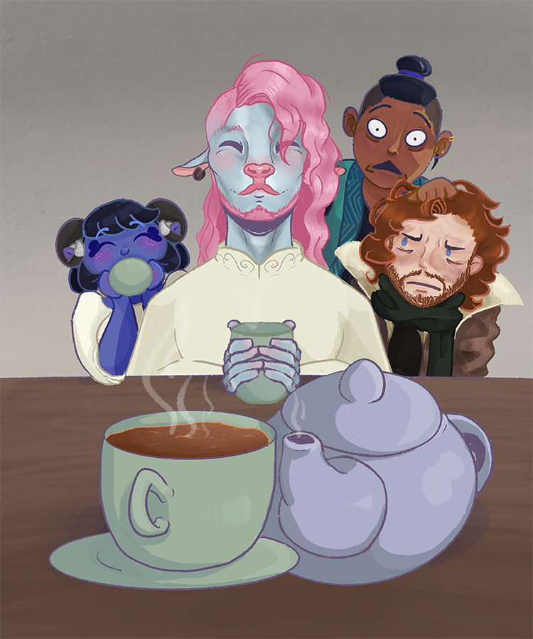 Dead People Tea - Critical Role