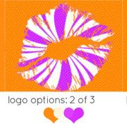 Logo - Candy Coated Kisses