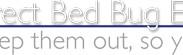 Logo - Bed Bug