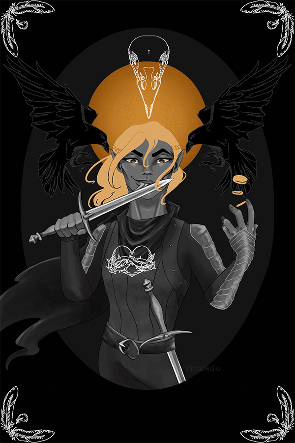 Illustration - Dragon Age - Zevran.png