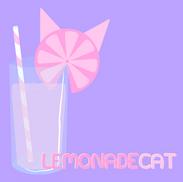 Logo - Lemonade Cat