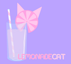 LemonadeCat Logo