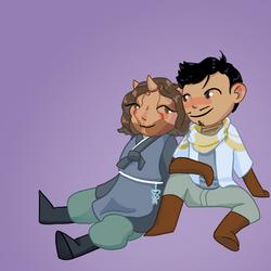 Chibi - Star Wars Coupl (Cal)