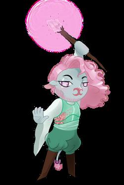 Chibi - Clay Magical Boy