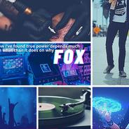 Mood Board - Fox