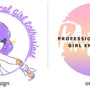 Logo - Professional Magical Girl Enthusiast