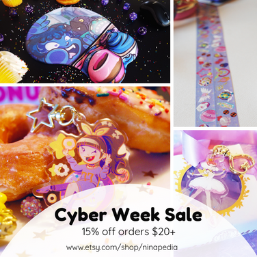 Graphic Design - Sale (Cyber Week 2018)