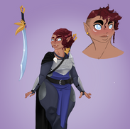 Updated Viera - Painted