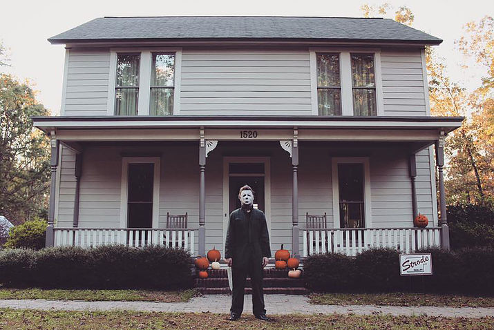 Michael Myers House Hillsborough, NC photo: www.themyershouse.com