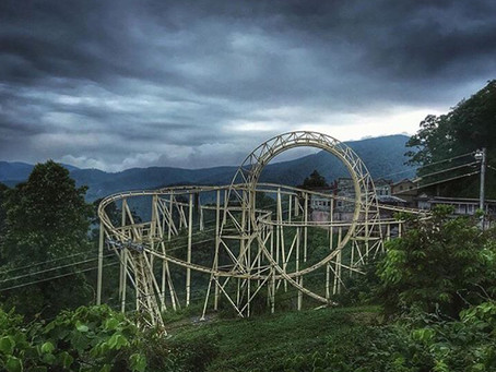 Cursed & Abandoned NC Amusement Park Re-Opening?