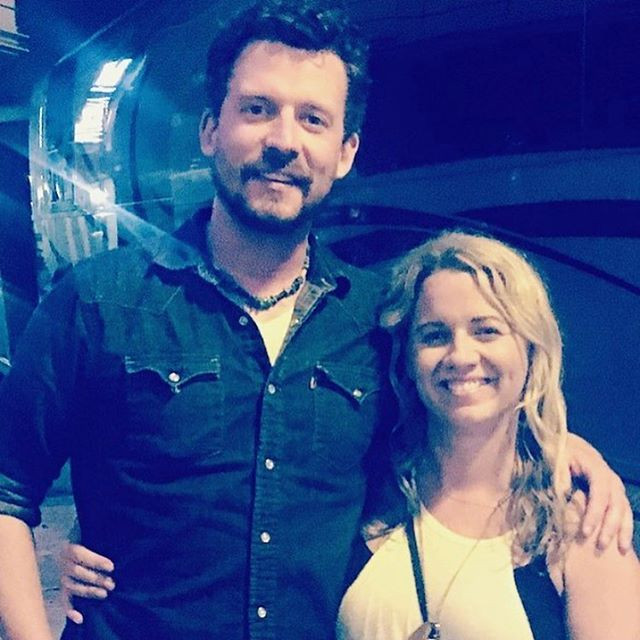 Even Felker of the Turnpike Troubadours Charlotte, NC - October 2017