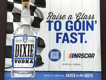 Raise A Glass To Going Fast