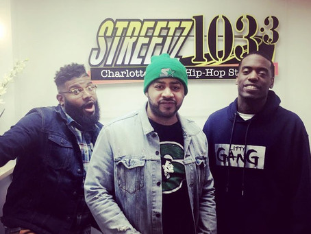 Meet The Guys Behind Charlotte's  Streetz 103.3 FM