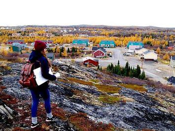 // Voyage d'études au Nunavik pour les 20 étudiants de l'Atelier/Laboratoire de design urbai