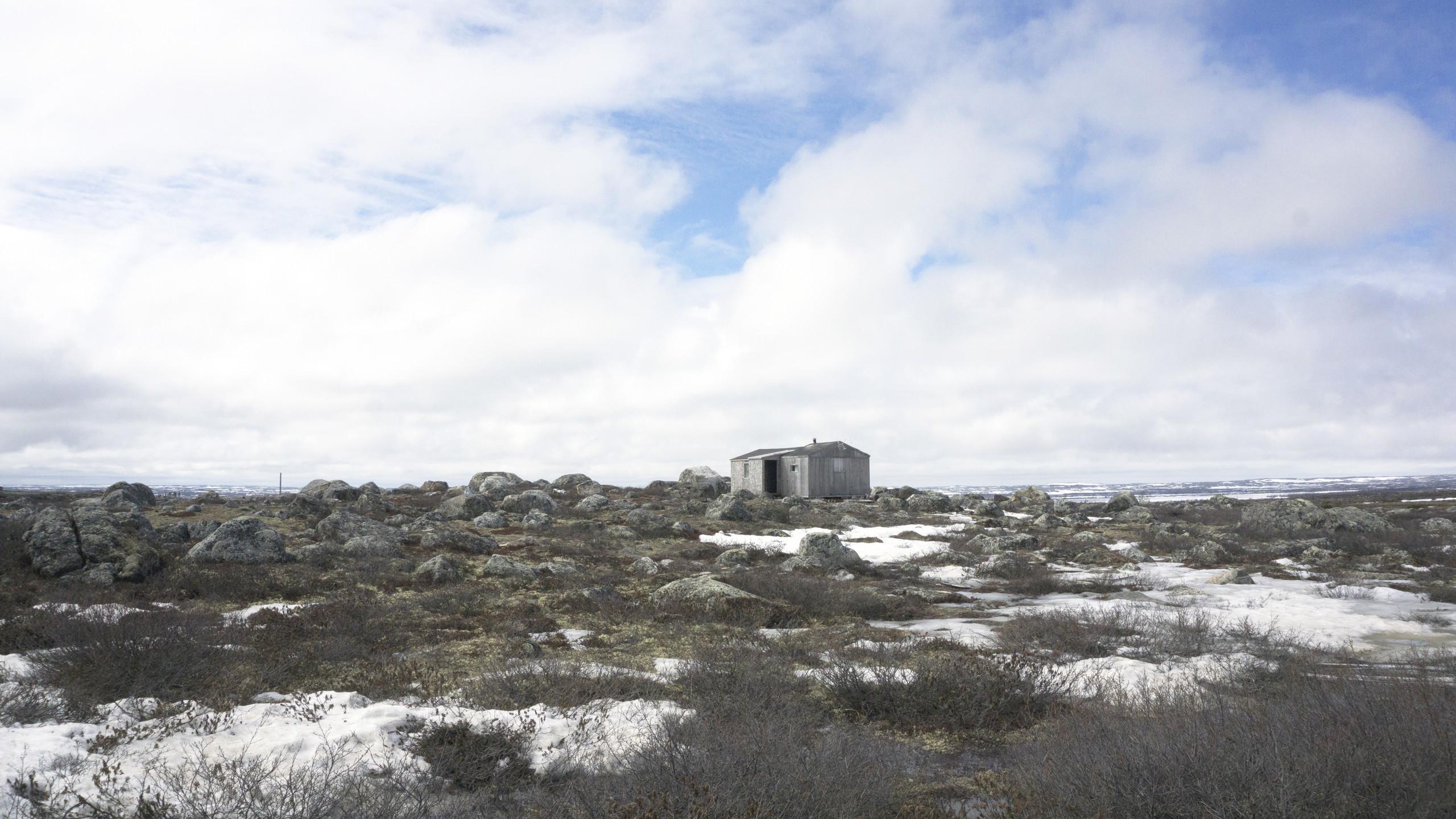Cabin near Kuujjuaq