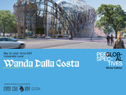Wanda Dalla Costa / PAN-CAN Lecture Series