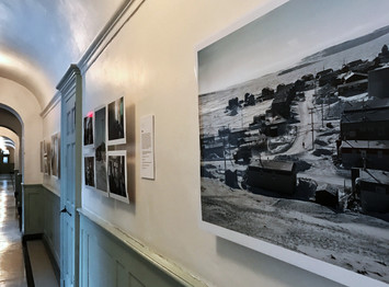 """Les visages du Nord"" Photo Exhibition at the School of Architecture"