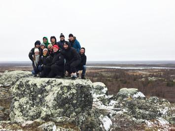 Habitats + Cultures de retour de / back from Kuujjuaq & Kangiqsualujjuaq