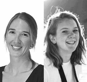 Myrtille Bayle et Arianne Côté boursières / grantees 2020-21