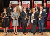André Casault récompensé par ses pairs / awarded by his peers