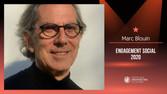 Marc Blouin récompensé par l'OAQ / honoured by the OAQ